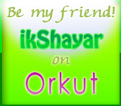 Know ikShayar on Orkut